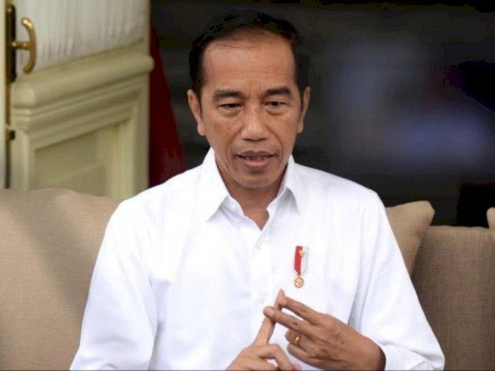 Jokowi Minta Kemenkes Bangun Jejaring Lab untuk Tangani Corona