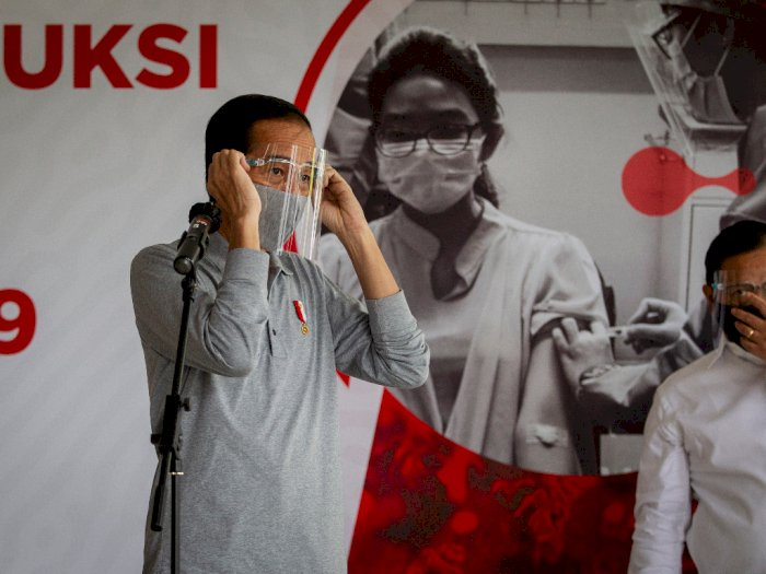 Jokowi Ingatkan Hati-hati dengan 3 Kluster Virus Corona Ini