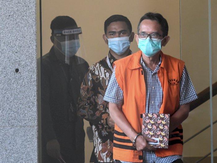 FOTO: KPK Perpanjang Masa Tahanan Budi Santoso