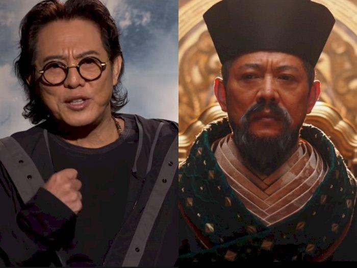 """Buktikan Bahwa Dirinya Sehat, Jet Li Berperan Sebagai Kaisar di Film """"Mulan"""""""