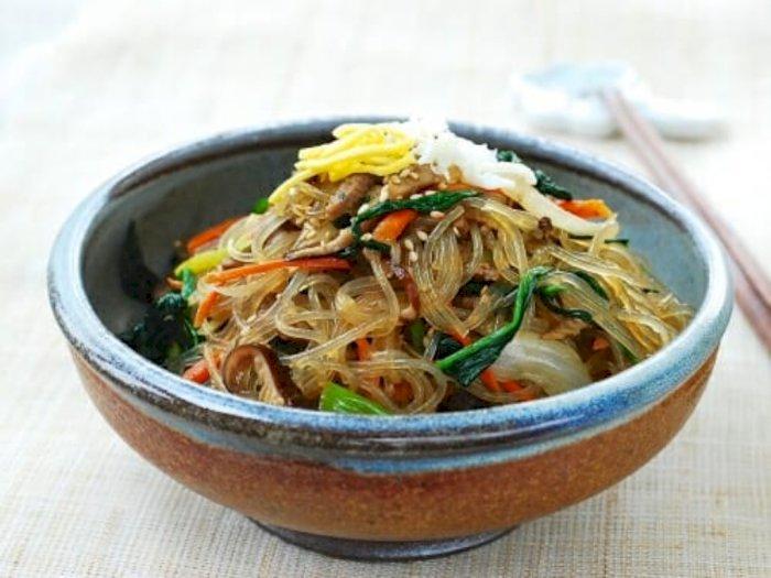 Cobain Resep Japchae, Makanan Khas Korea yang Populer