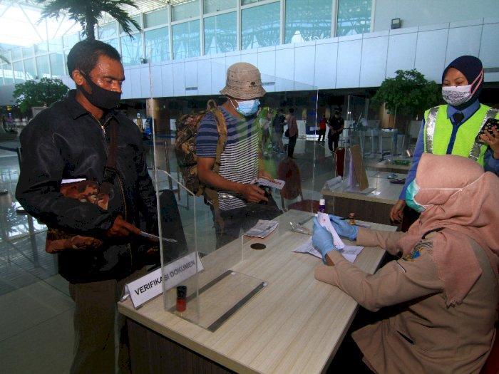 Kemenkes Cabut Aturan Rapid Test untuk Perjalanan, Diganti dengan Ukur Suhu Tubuh