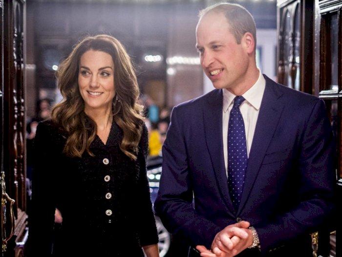 Bikin Geger! Ada Jasad Wanita Ditemukan di Depan Rumah Pangeran William & Kate Middleton