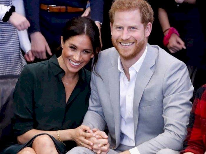 Pangeran Harry & Istri Kembalikan Dana Renovasi Rumah yang Bersumber dari Pajak Inggris