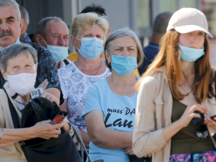 COVID-19 Belum Kelar, WHO Minta Masyarakat Bersiap Hadapi Pandemi Baru