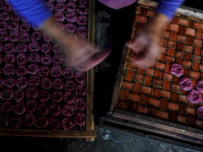 FOTO: Bantuan Langsung Tunai UMKM Diperpanjang