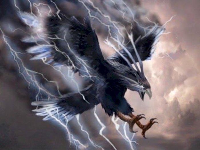 Legenda Pertempuran Sengit antara Thunderbird dan Paus Jahat