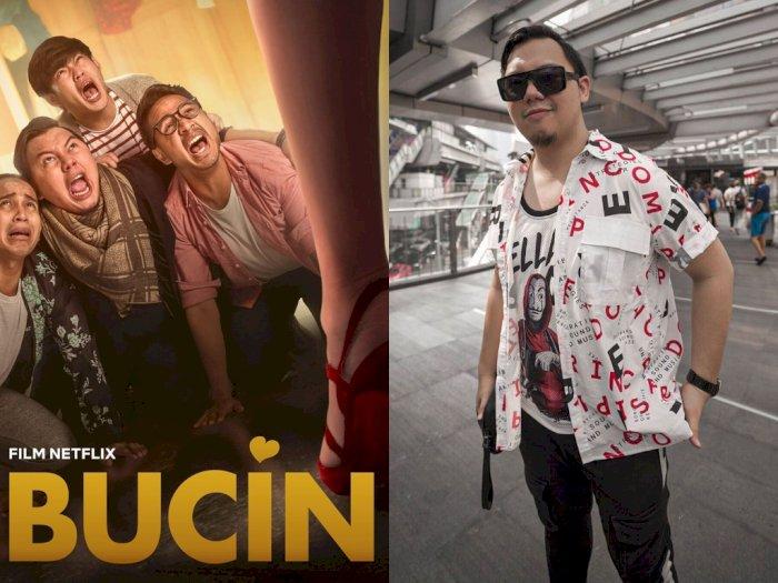 "Jadi Sutradara Film ""Bucin"",  Chandra Liow Ingin Serius Bikin Film Panjang"