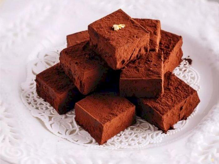 Cukup 2 Bahan, Cobain Nikmatnya Kue Cokelat yang Bikin Nagih