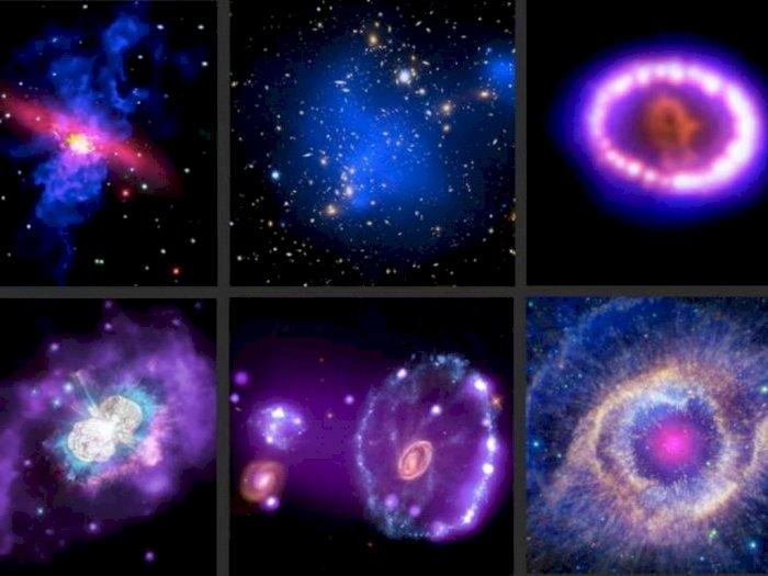 Kumpulan Foto Langit Mempesona Yang Diambil NASA