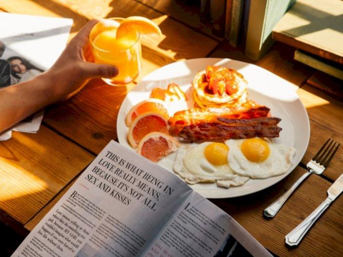 5 Manfaat Sarapan Pagi Bagi Tubuh, Yuk Jadikan Sebagai Pola Hidup Sehat!