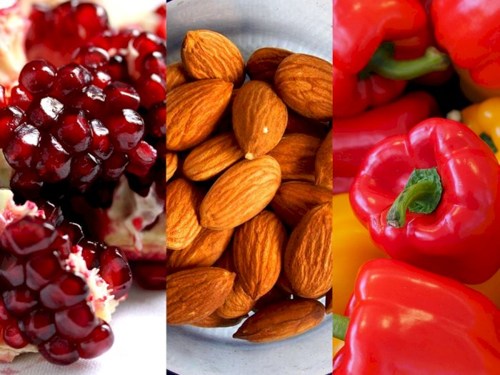 7 Makanan yang Dapat Memperbaiki Kondisi Kulit Anda