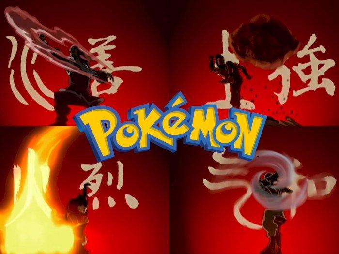 Animator Ini Buat Intro Avatar Namun dengan Karakter dari Pokemon!