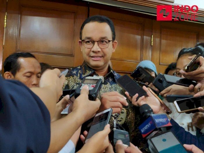 Heboh Kuburan COVID-19 di Jakarta Penuh, Anies: Sudah Disiapkan Alternatif