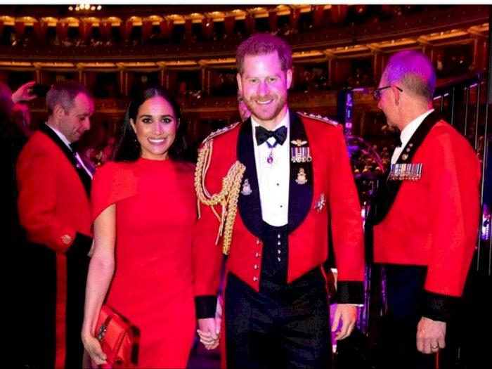 Kembalikan Uang Rakyat, Pangeran Harry dan Meghan Markle Resmi Mandiri Finansial