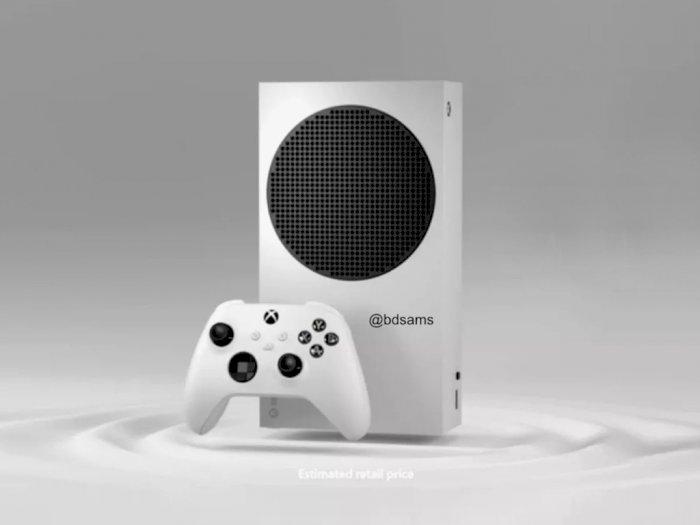 Bocor, Seperti Ini Tampilan Console Xbox Series S Beserta Harga Jualnya!