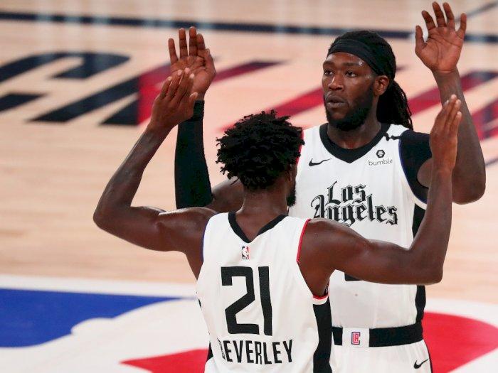 FOTO: LA Clippers Mengalahkan Denver Nuggets 113-107