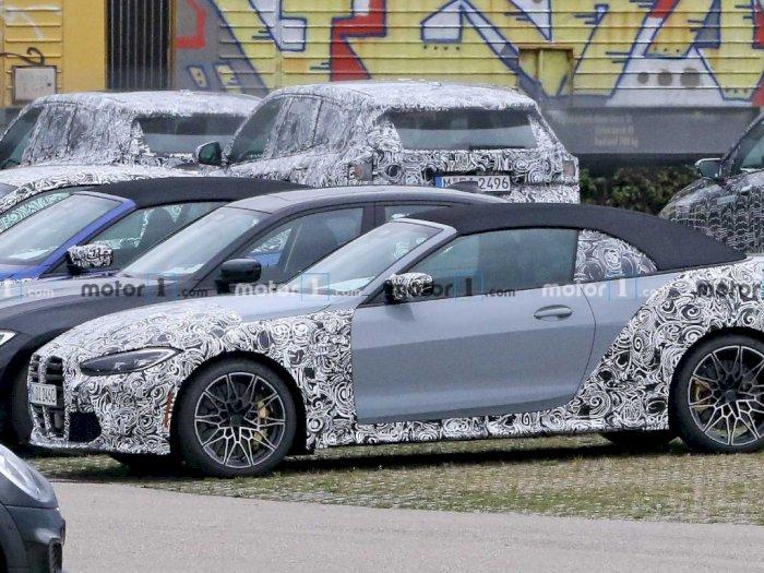 Penampakan Mobil BMW M4 Convertible yang Segera Diluncurkan!