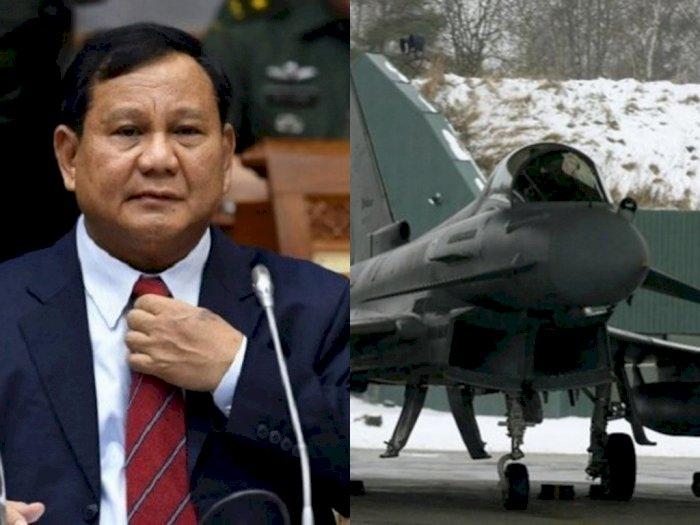 Prabowo Mau Beli Pesawat Tempur Bekas, Begini Jawaban Menteri Pertahanan Austria