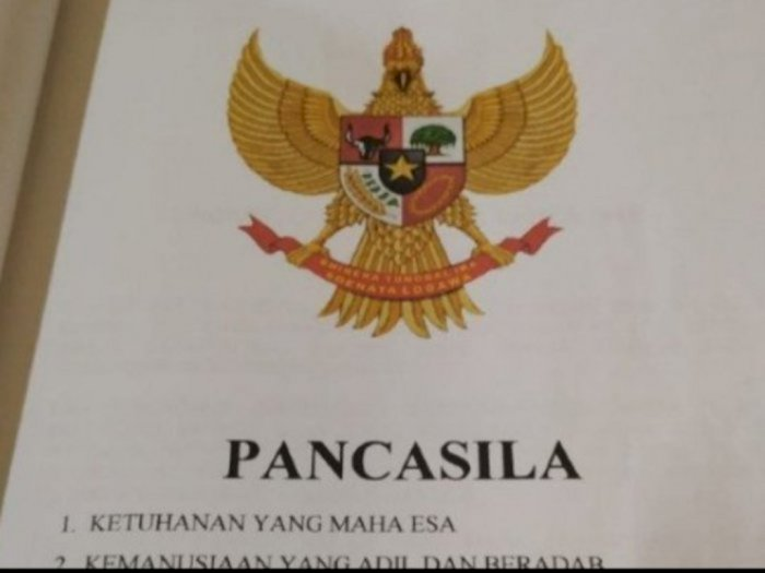 Heboh Logo Pancasila Diubah, Polda Jabar: Warga Garut Tenang, Kita Sudah Bekerja