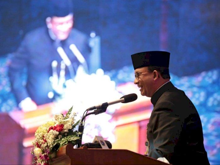 PSBB Total, Anies Baswedan: Masjid Raya Harus Ditutup