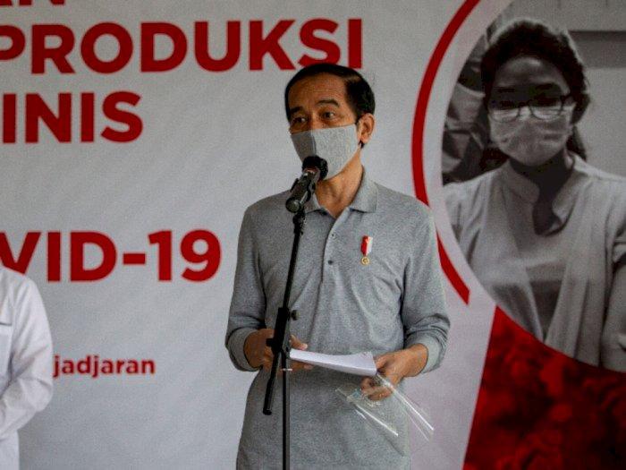 Soal Kerumunan di Pilkada, Jokowi: Tak Ada Tawar-menawar Soal Protokol Kesehatan