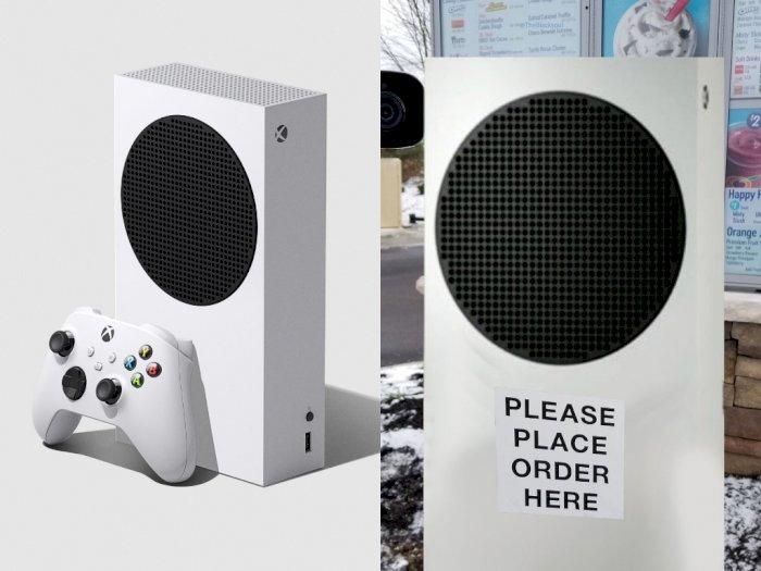 Reaksi Internet Terhadap Tampilan Console Xbox Series S yang Baru Diumumkan