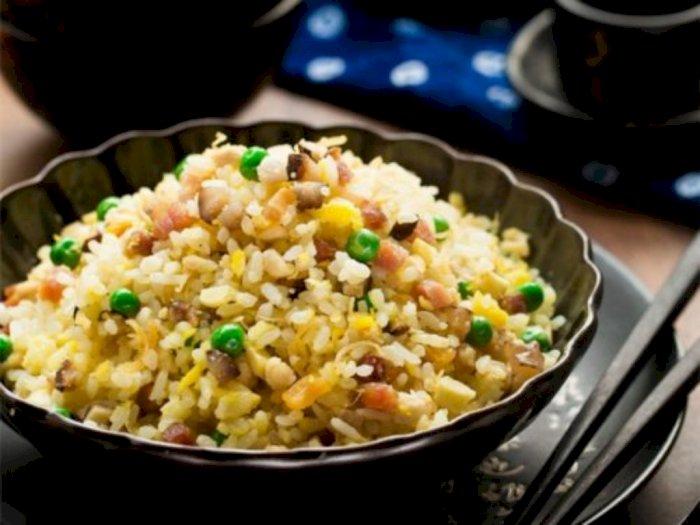 Anti Ribet, Yuk Bikin Nasi Goreng Abon Sapi di Rumah