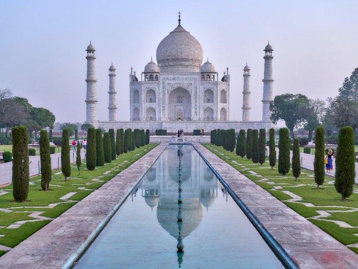 Taj Mahal dan Benteng Agra Dibuka Kembali Mulai 21 September, Ini Aturan Bagi Pengunjung
