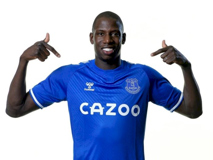 Everton Kedatangan Pemain Anyar, Abdoulaye Doucoure dari Watford