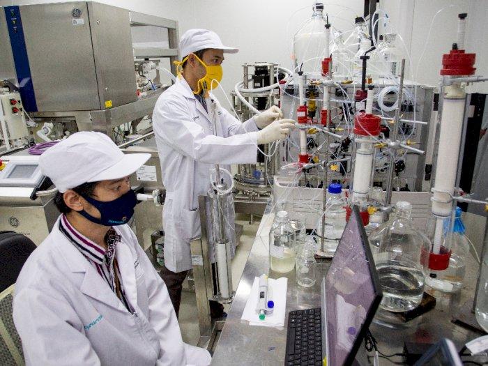 Vaksin Merah Putih Siap 50%, Uji Coba Dilakukan Akhir Tahun