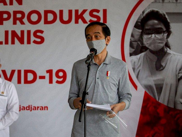 Jokowi Minta Bangun Ekosistem Olahraga Nasional untuk Lompatan Besar
