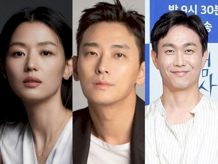 """Jun Ji Hyun, Joo Ji Hoon dan Oh Jung Se dalam Drama Baru """"Mount Jiri"""""""