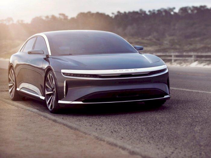 FOTO: Lucid Motors Air, Mobil Mewah Terbaru Dari Amerika Serikat Siap Saingi Tesla