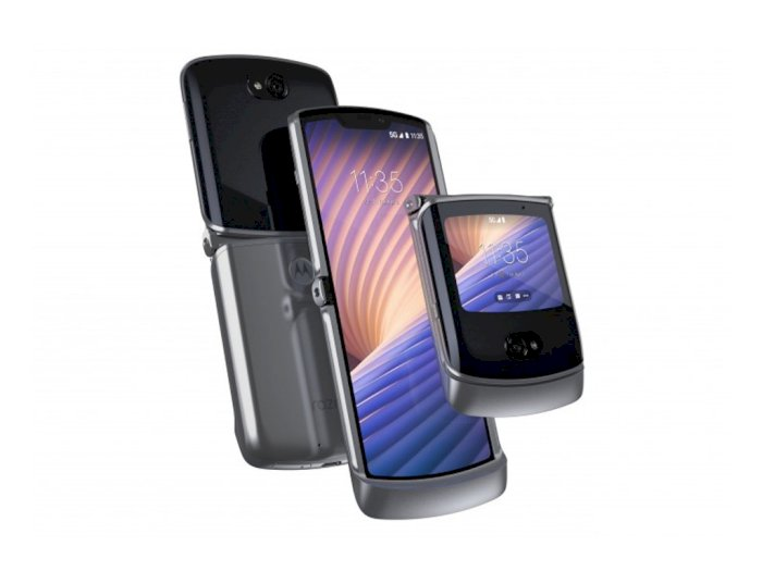 Motorola Razr 5G Resmi Diluncurkan, Hadirkan Sejumlah Pembaruan Baru!