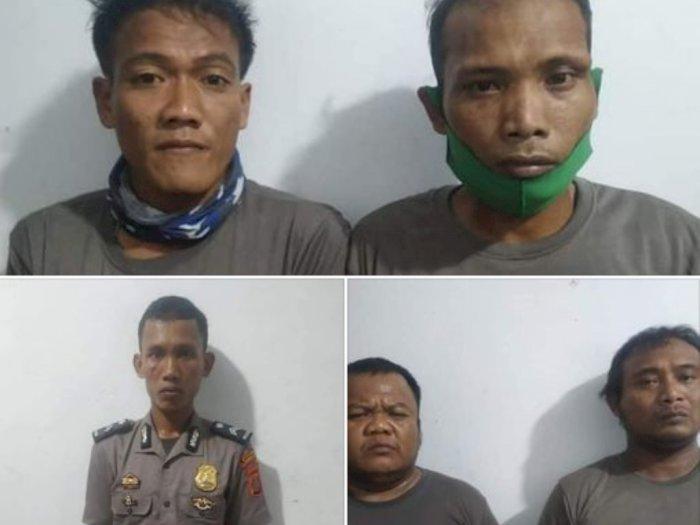 5 Polisi Gadungan Diduga Sindikat Ditangkap di Medan, Ngaku Bertugas untuk BNN