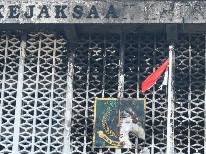 Polri Sudah Periksa 128 Saksi Terkait Insiden Kebakaran Kejaksaan Agung