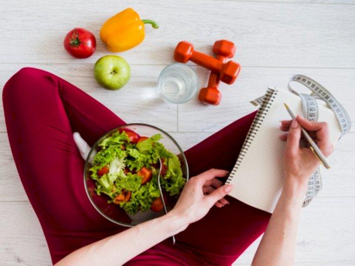 Ampuh Turunkan Berat Badan, Inilah 7 Jenis Diet Sehat yang Bisa Kamu Coba