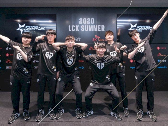 Gen.G Esports Hentikan Langkah T1 untuk Masuk ke LoL Worlds 2020!