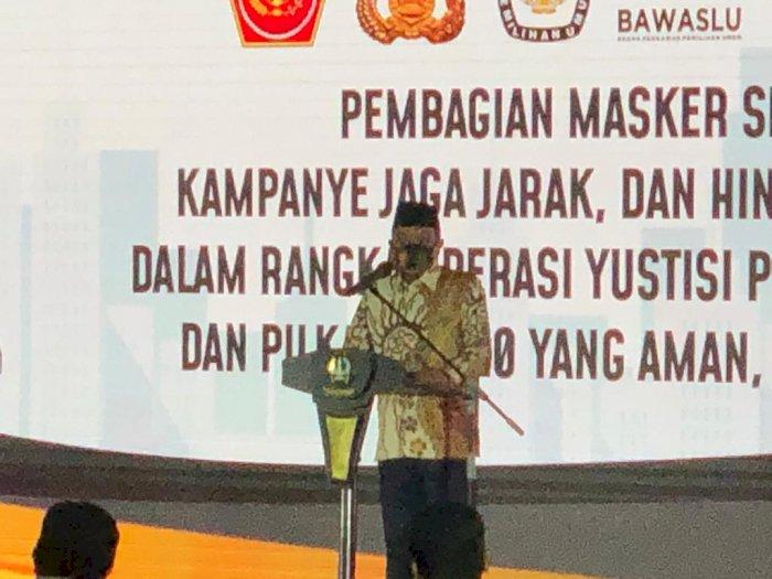 Di Depan TNI-Polri, Said Aqil: Senjata Tak Ada Gunanya Kalau Bukan untuk Keadilan