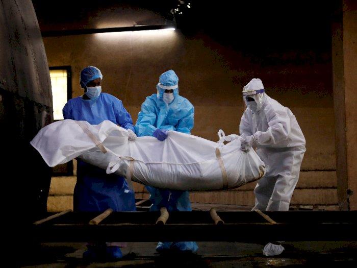 India Alami Kelonjakan Virus Corona Hingga 900.000 Kasus