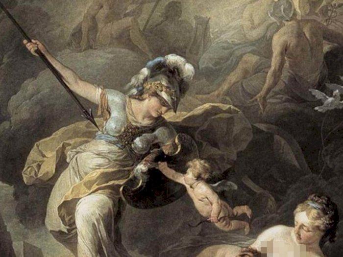 Ares, Dewa Perang yang Lemah pada Wanita Dalam Mitologi Yunani