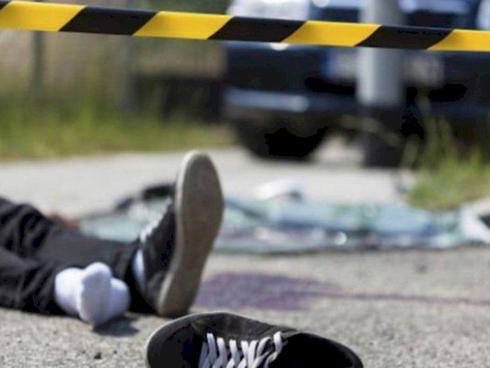 Kecelakaan Lalu Lintas di Simalungun, Pengendara Motor Tewas di Tempat
