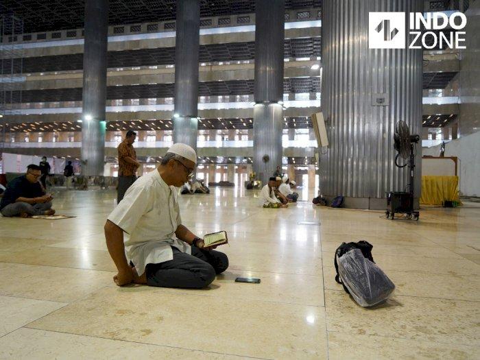 Siap Balik ke PSBB, Rumah Ibadah di Jakarta Tetap Buka