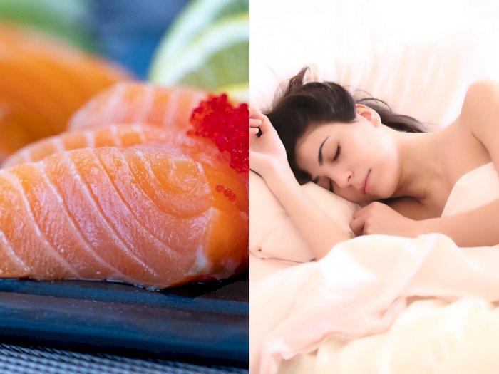 Jadikan Makanan Ini Sebagai Lauk Makan Malam untuk Mendapatkan Tidur Malam yang Nyenyak