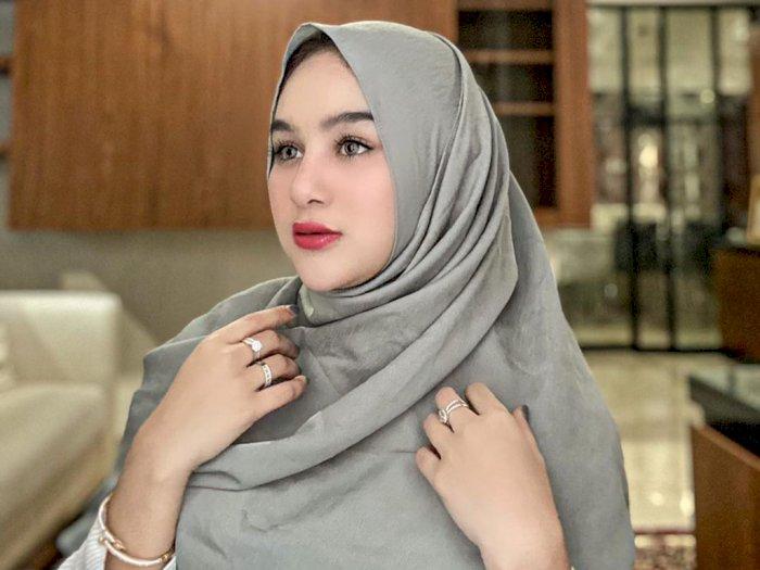 Tampil Berhijab, Penampilan Hana Hanifah Bikin Pangling, Netizen: Semoga Istiqomah
