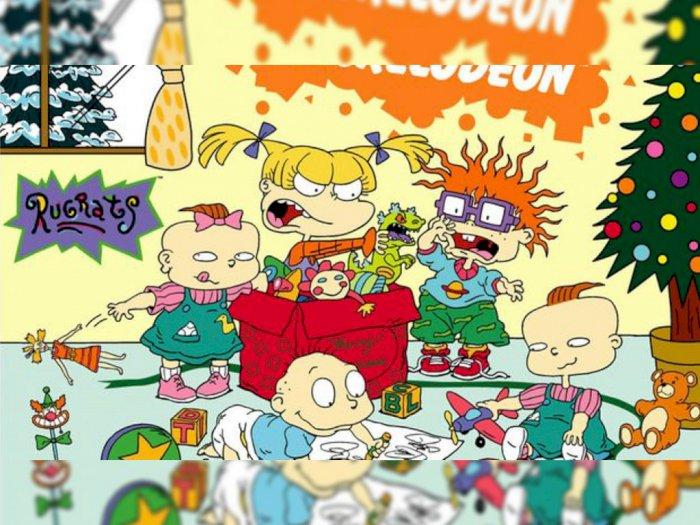 Cerita Mengerikan di Balik Kartun Rugrats, Seperti Apa?