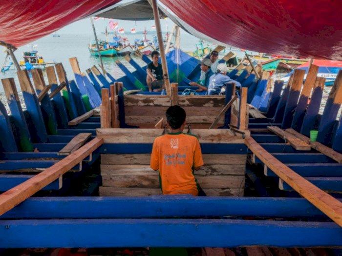Dukung Nelayan, KKP Berikan Alat Tangkap dan Kemudahan Modal Usaha