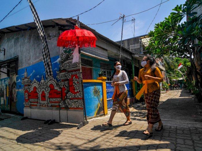 Daftar 70 Daerah Zona Merah COVID-19 di Indonesia, Terbanyak di Bali, Jogja Tidak Termasuk
