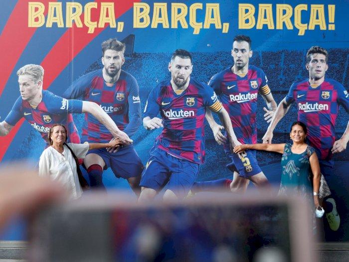 Barcelona Sudah Tentukan Tanggal Pemilihan Presiden Baru